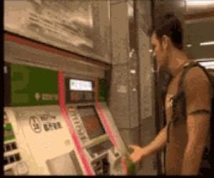 Japońska pomoc z automatu