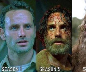 Ewolucja Ricka Grimesa