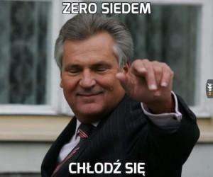 Zero siedem