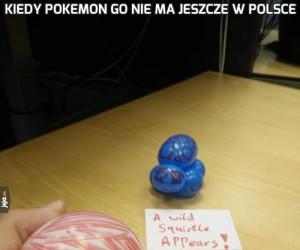 Kiedy Pokemon GO nie ma jeszcze w Polsce