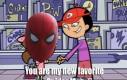 Nowy, ulubiony Spider-Man