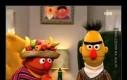 Bertowi nie spodobała się sugestia Erniego
