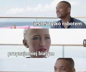 Pyskaty ten robot