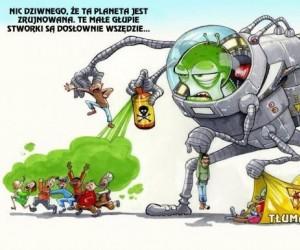 Planeta Ziemia kilkaset lat później...