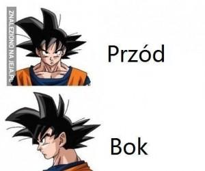 Włosy Goku - największa tajemnica