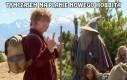 Tymczasem na planie nowego Hobbita