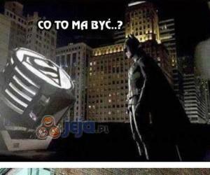 Tak chcesz pogrywać Supermanie?