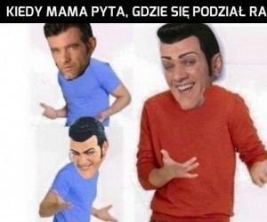 Ja nic nie wiem, mamo