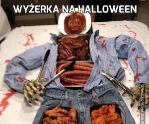 Wyżerka na Halloween