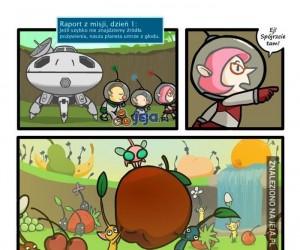 Podbój kosmosu - historia realistyczna