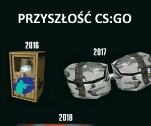 Przyszłość CS:GO