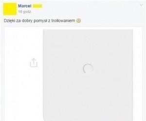 Pomysł na trollowanie