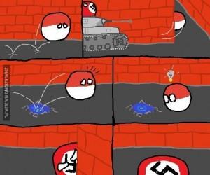 Kamuflaż level: Polska