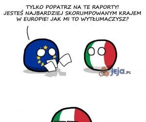 Włochy czyste jak łza