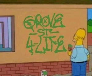 Grove Street... home...
