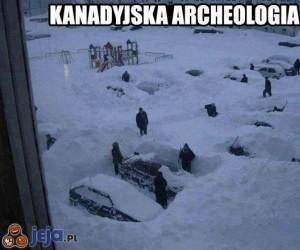 Kanadyjska archeologia