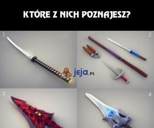 Które z nich poznajesz?