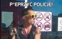 P*eprzyć policję!