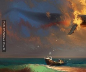 Gdyby wieloryby latały po niebie...