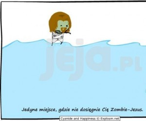 Jak uciec Zombie-Jezusowi