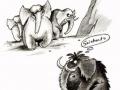 Przyczyna wyginięcia mamutów