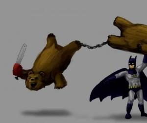 Nowa superbroń Batmana