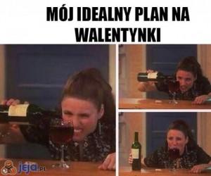 Ja mam ten idealny plan