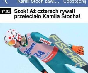 Biedny Kamil...