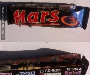 Mars z 1999 roku