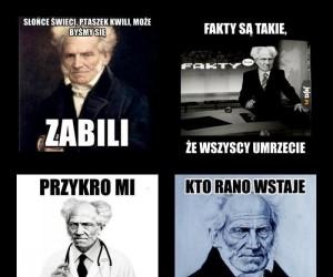 Mądrości Schopenhauera