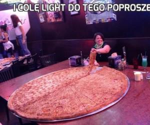 I Colę Light do tego poproszę!