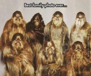 Z rodziną najlepiej na zdjęciu