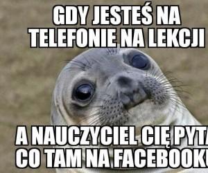 Co tam na Facebooku?