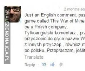 Ach ten trudny polski język