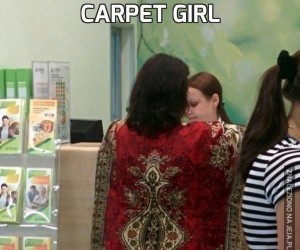 Carpet Girl