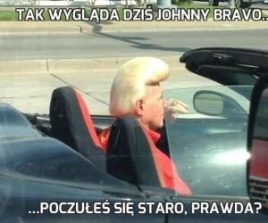 Tak wygląda dziś Johnny Bravo...
