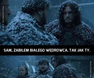 Sam i Jon to teraz prawdziwi bracia!