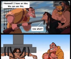 Tarzan został porwany w niecnym celu