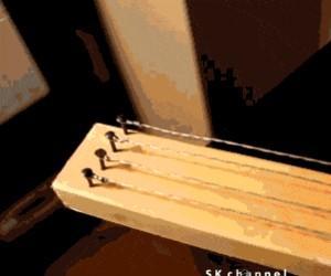 Gitara elektryczna własnej roboty