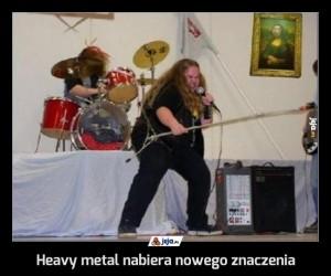 Heavy metal nabiera nowego znaczenia