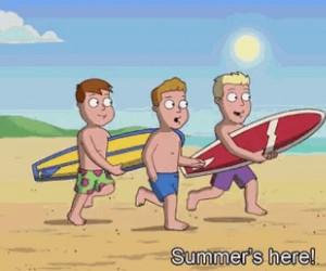 Lato w Skandynawii takie jest