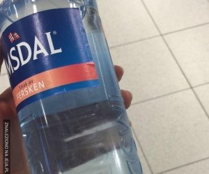 W Norwegii butelka wody ma swoje własne góry