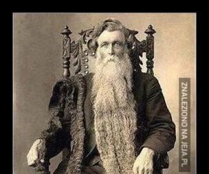 Człowiek z najdłuższą brodą na świecie