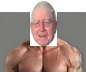 Dziadek mięśniak