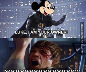 Luke, I am your owner!