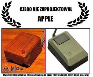 Czego nie zaprojektował Apple
