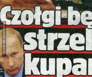 Czego to Putin nie wymyśli...