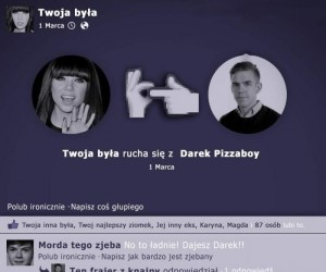 Facebook oczami nietypowymi