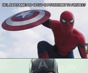Toś dowalił, kapitanie...