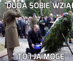 Też chcę tak jak Andrzej!